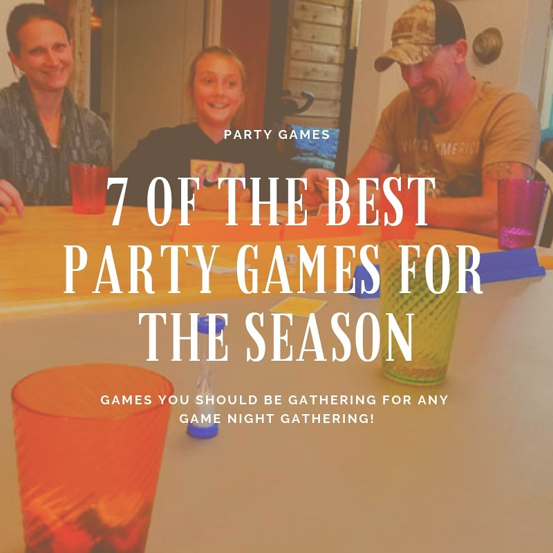 Party Games for the Season - Social