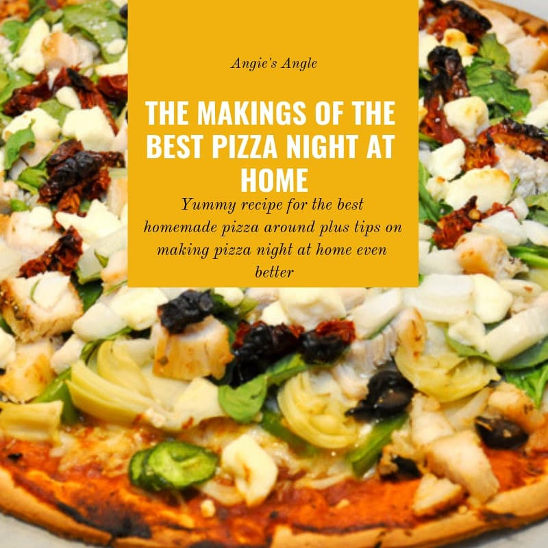 Pizza Night at Home - Social