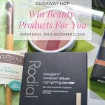 Win Beauty Products For You - Pin