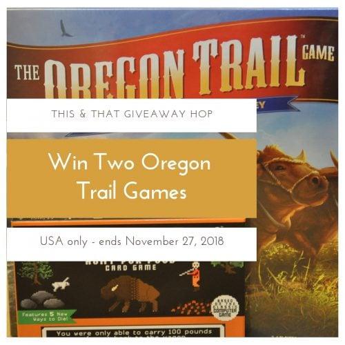 Win Two Oregon Trail Games - Social