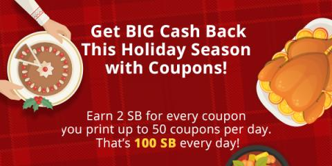 Swagbucks Coupon Promotion