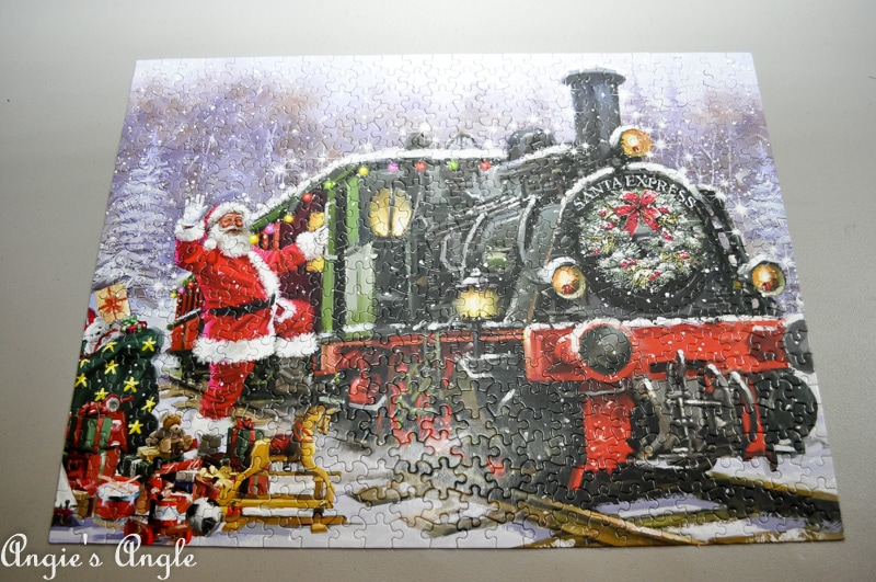 2018 Catch the Moment 365 Week 52 - Day 363 - Second Christmas Puzzle
