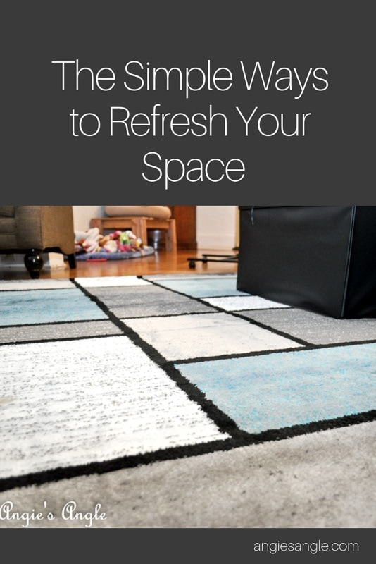 Refresh Your Space - Pin