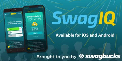 Swag IQ by Swagbucks