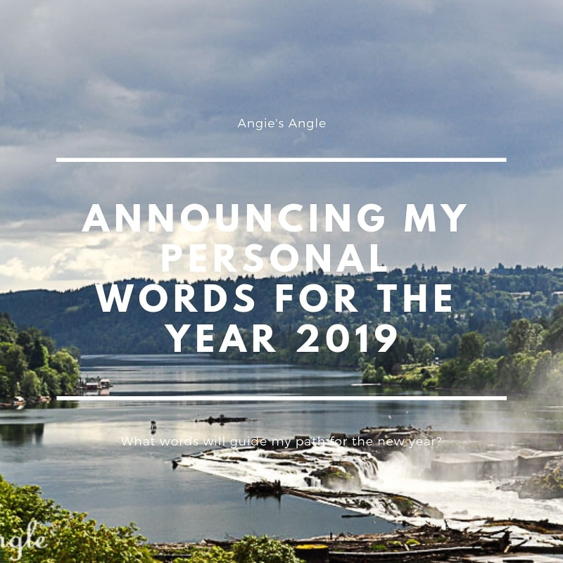 Words for the Year 2019 - Social