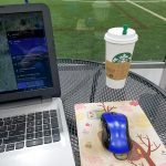 2019 Catch the Moment 365 Week 5 - Day 29 - Working at Soccer
