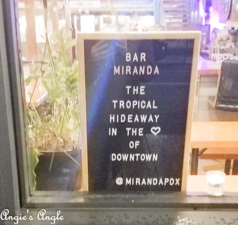 2019 Catch the Moment 365 Week 7 - Day 47 - Bar Miranda Outing