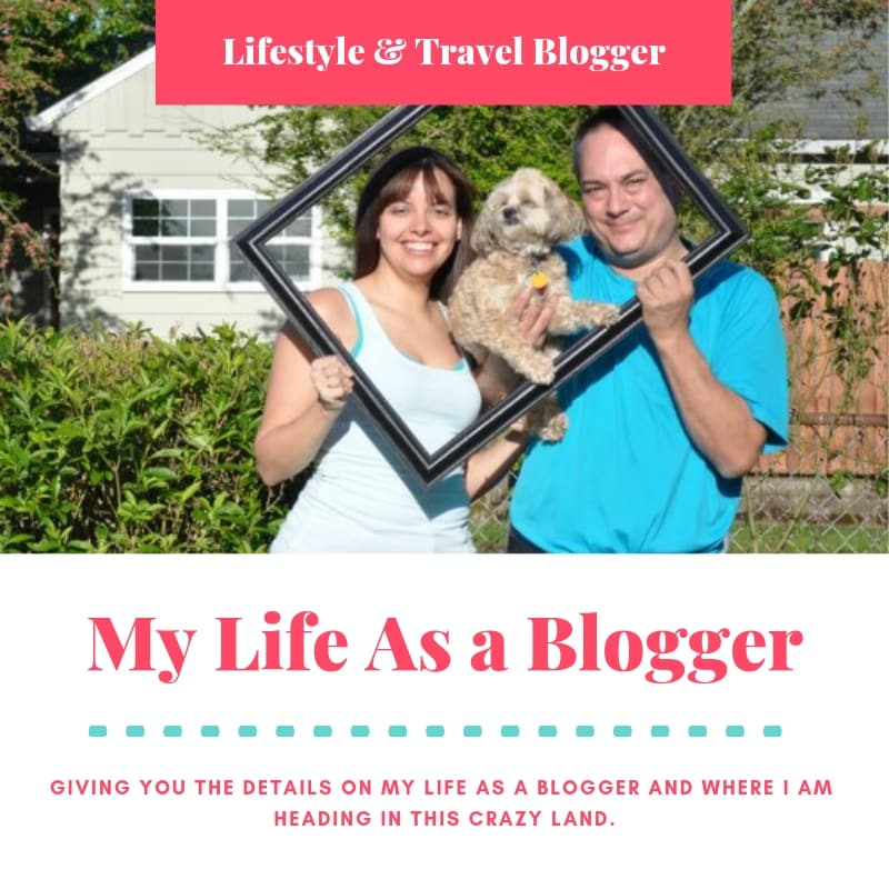 Life as a Blogger - My Life
