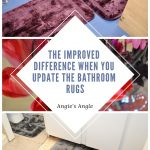 Update the Bathroom Rugs - Pin