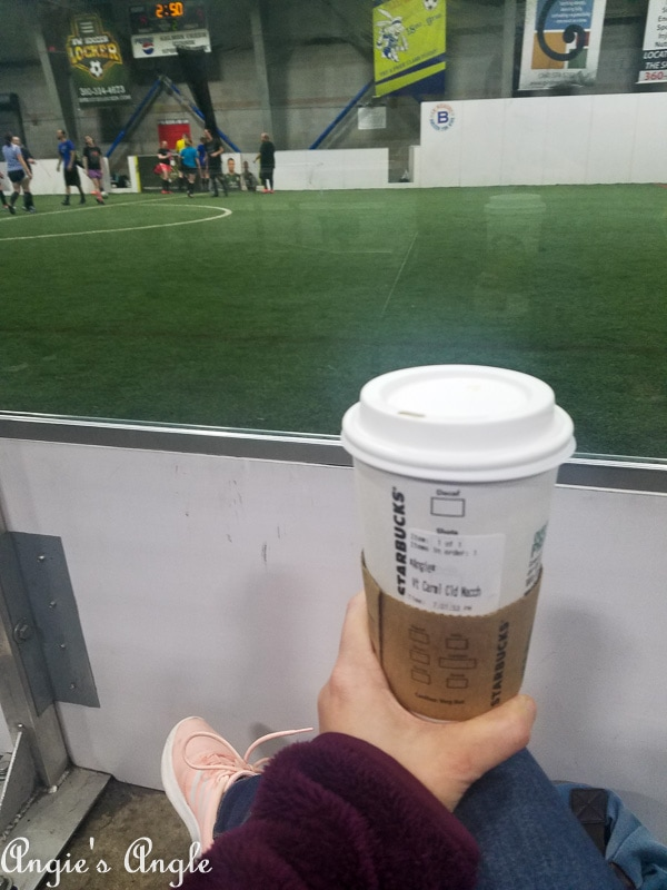 2019 Catch the Moment 365 Week 10 - Day 67 - Night Coffee at Soccer