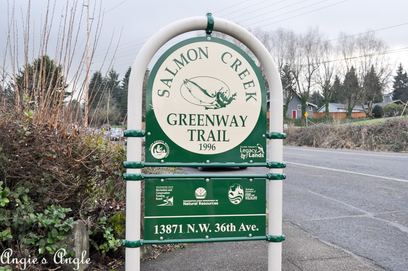 Salmon Creek Greenway Trail January