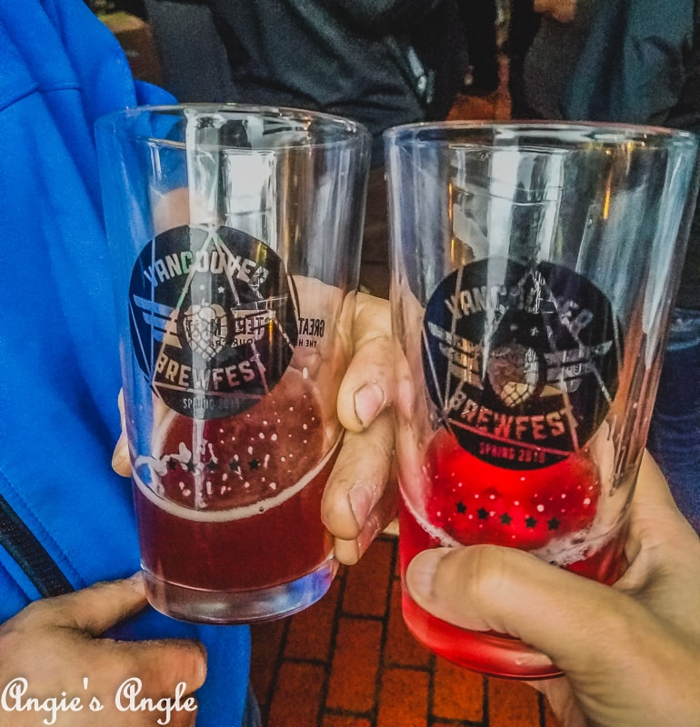 2019 Catch the Moment 365 Week 15 - Day 103 - Spring Brewfest Vancouver
