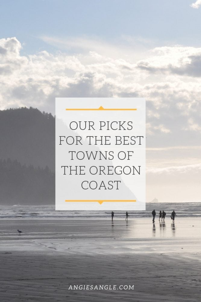 Best Towns of the Oregon Coast - Pin