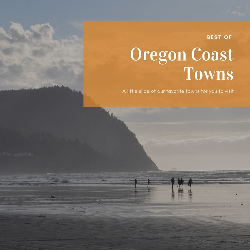 Best Towns of the Oregon Coast - Social