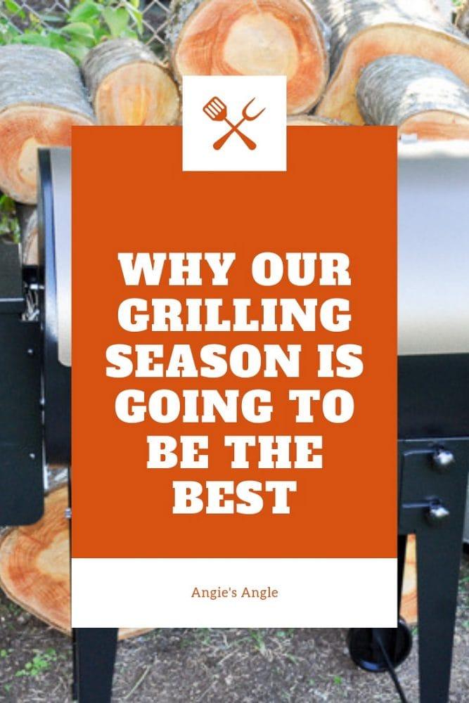 Grilling Season - Pin