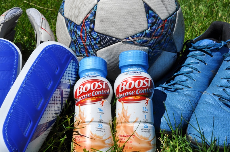 Nestle Boost - Soccer and Diabetes