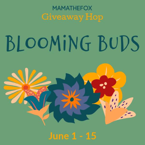 Blooming Buds Giveaway Hop June-1-15