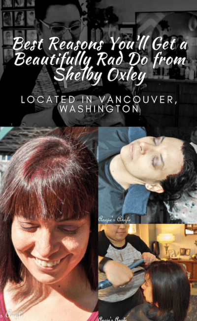 Best Reasons You'll Get a Beautifully Rad Do from Shelby Oxley