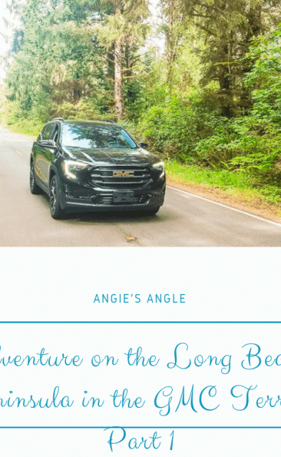We Found Adventure on the Long Beach Peninsula in the GMC Terrain: Part One