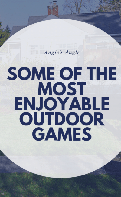 Some of the Most Enjoyable Outdoor Games