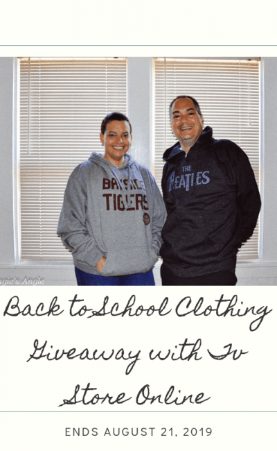 Easy Back to School Clothing Giveaway – Arrived Just in Time