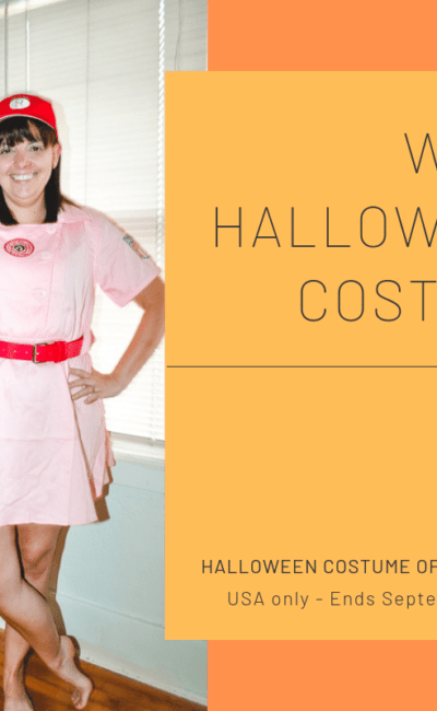 It's Time to Conquer Halloween Win a Halloween Costume