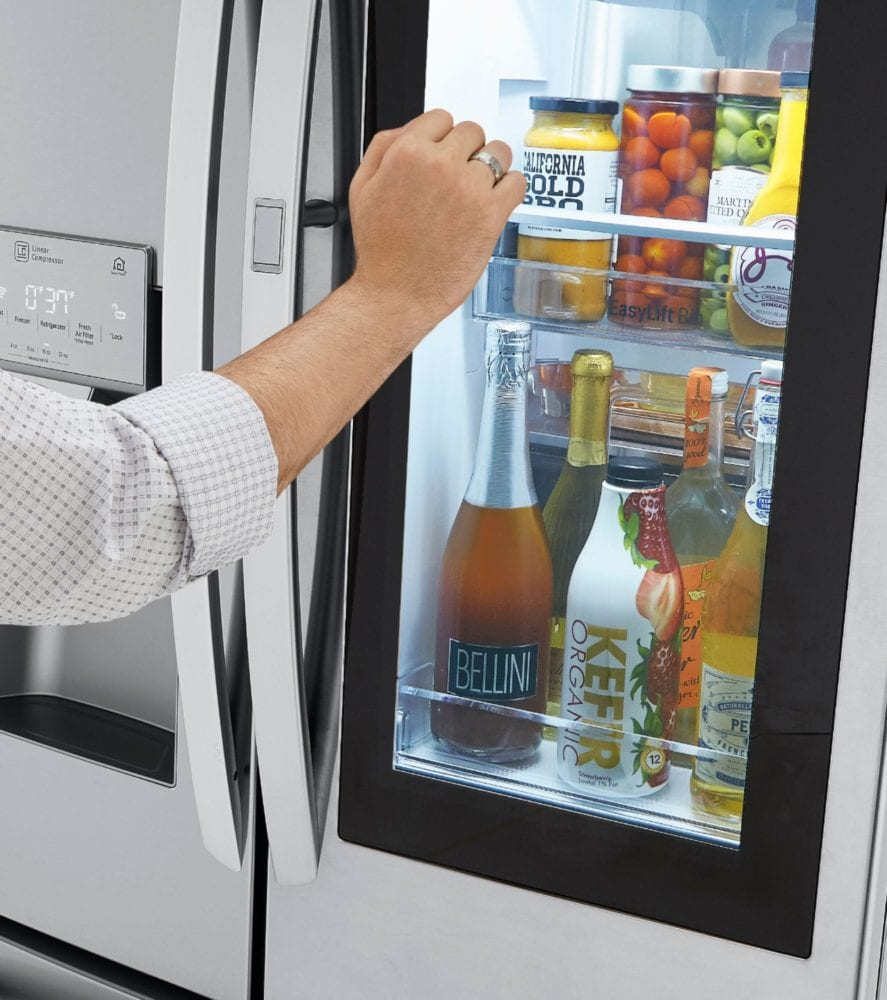 LG-InstaView™-Door-in-Door®-Refrigerator-with-Craft-Ice™-1