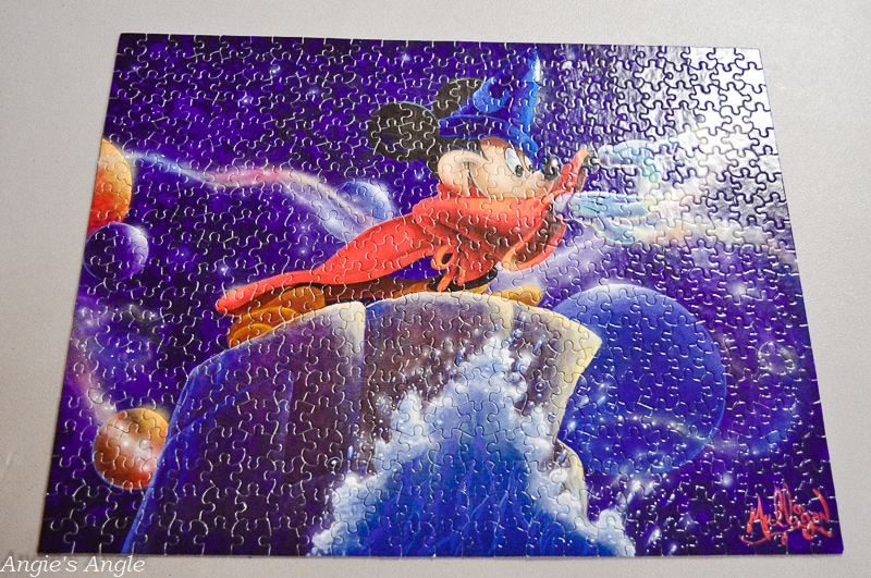 2019 Catch the Moment 365 Week 45 - Day 313 - Finished Puzzle Four