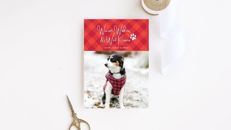 Basic Invite - Dog Design