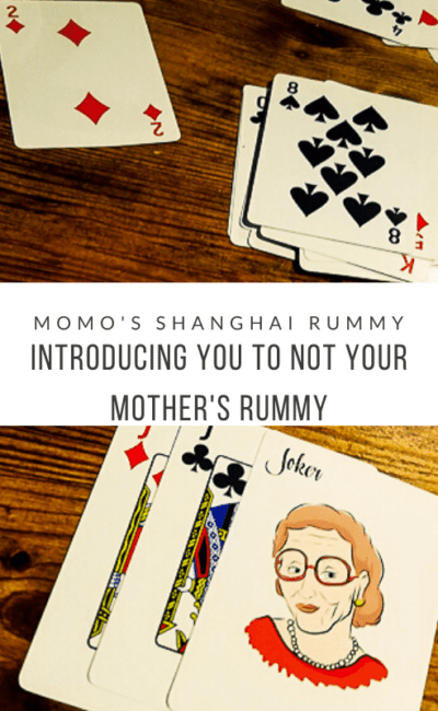 Introducing You to Not Your Mother's Rummy
