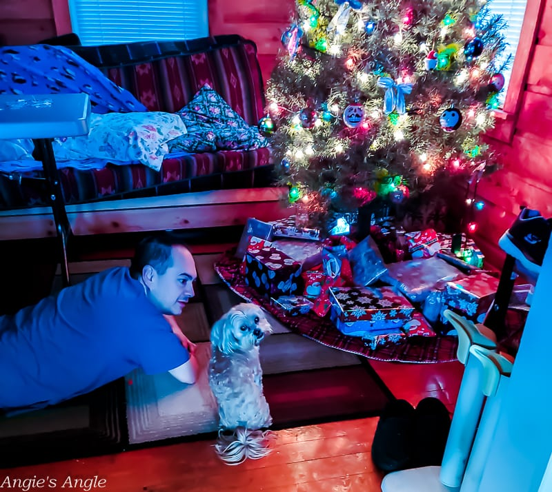 2019 Catch the Moment 365 Week 52 - Day 359 - Christmas Morning