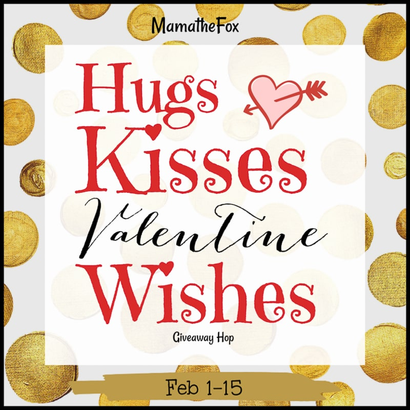 Hugs, Kisses, Valentines Wishes Giveaway Hop 2020
