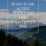 Active Together This Valentines Day - Pin