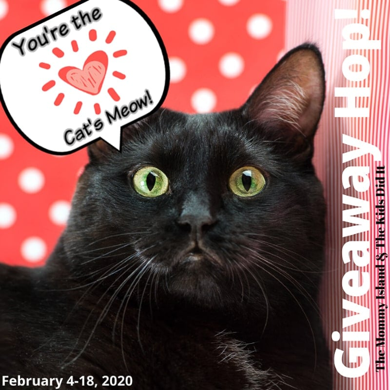 Cats Meow Giveaway Hop