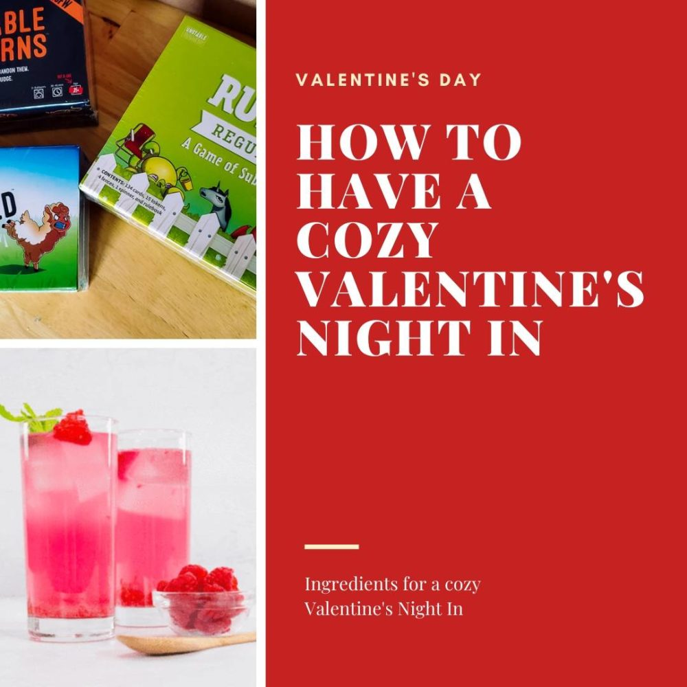 Cozy Valentines Night In - Social