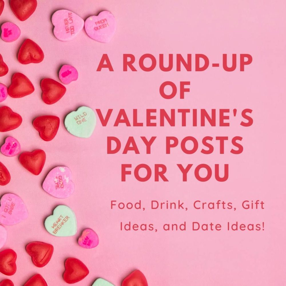 Round-up of Valentines Day Posts - Social