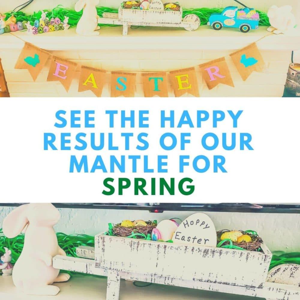 Mantle for Spring - Social
