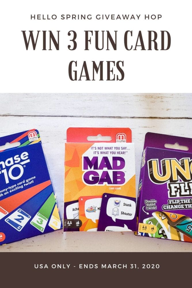 Win 3 Fun Card Games - Pin