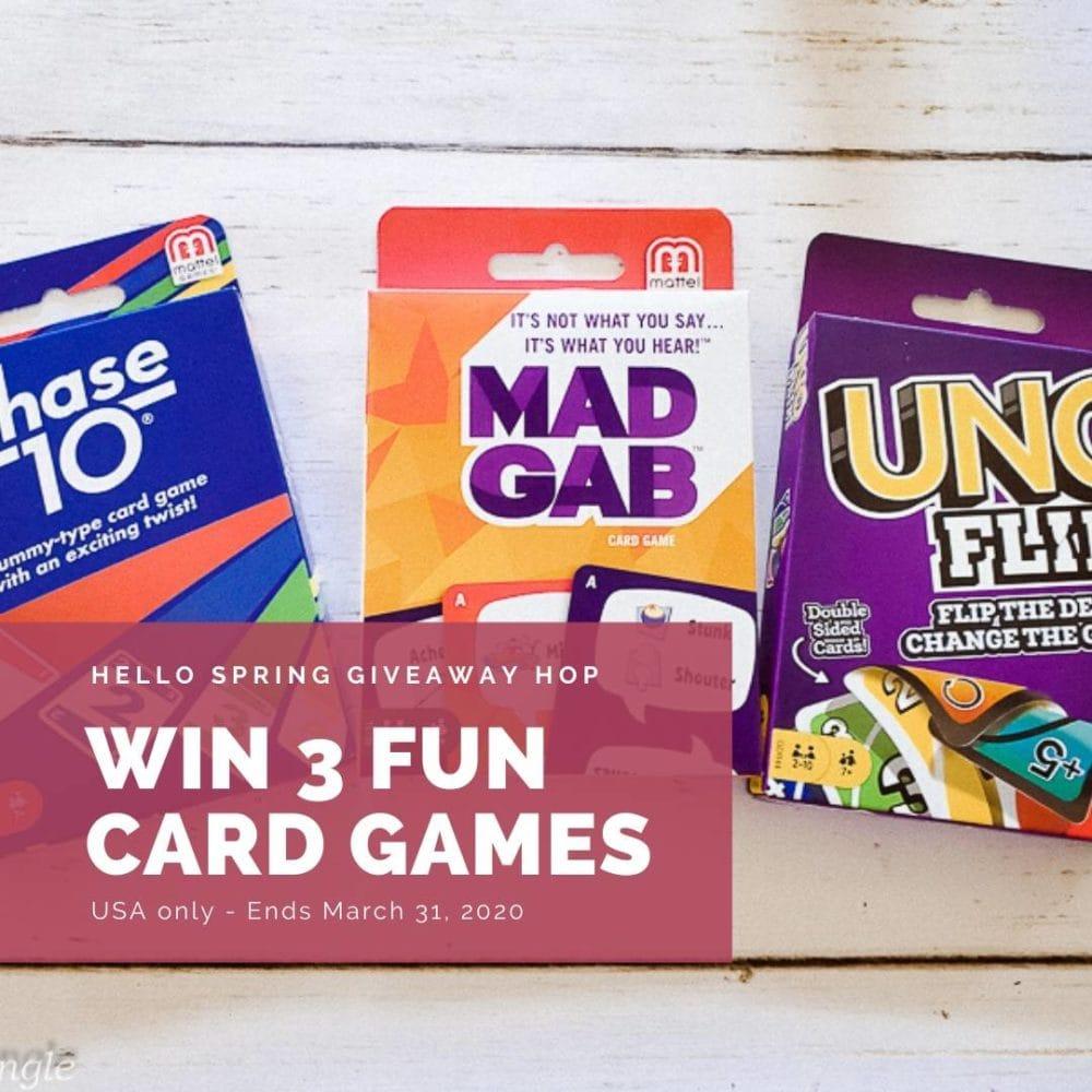 Win 3 Fun Card Games - Social