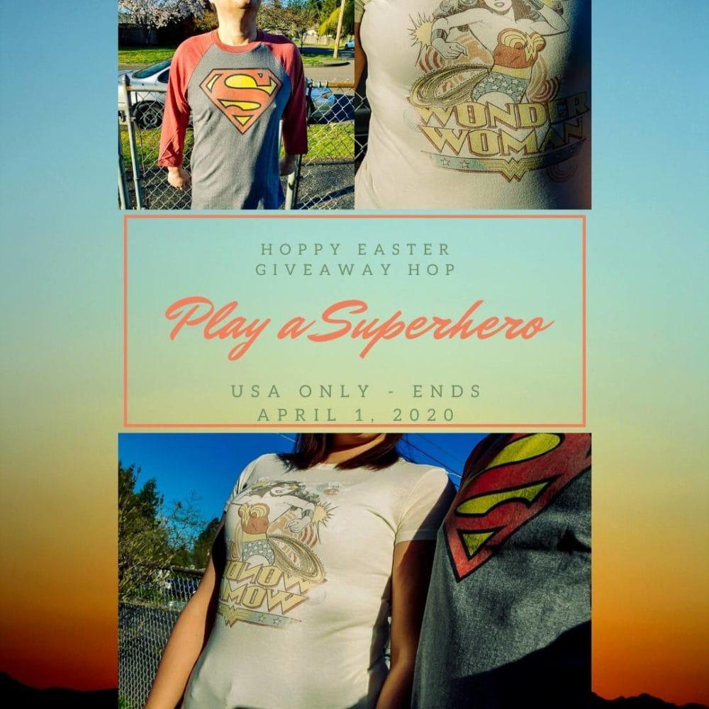 Win a Superhero Item - Social