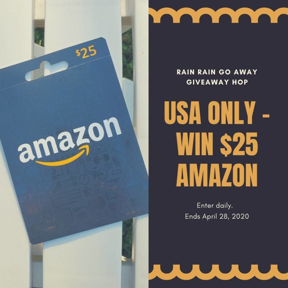 $25 Amazon in April - Social