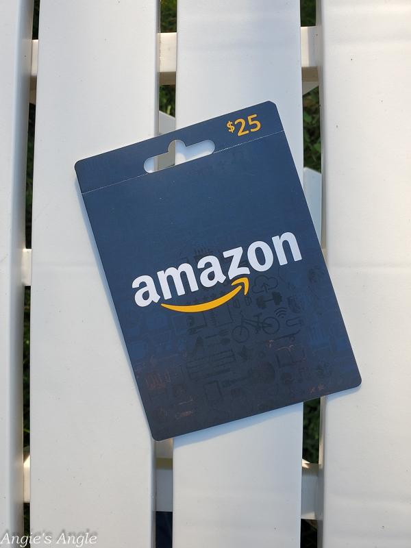 $25 Amazon in April