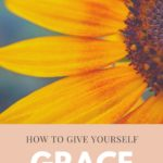 Give Yourself Grace - Pin