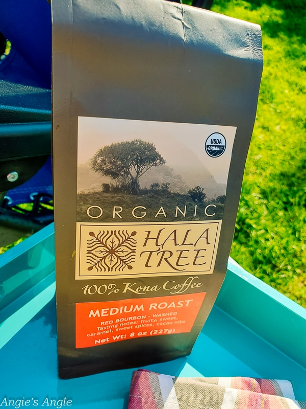 Hala Tree Coffee Bag