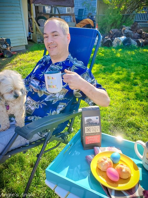 Jason with Hala Tree Coffee