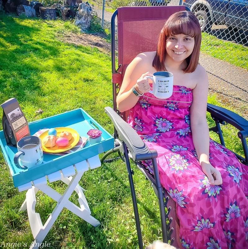 Angie with Hala Tree Coffee