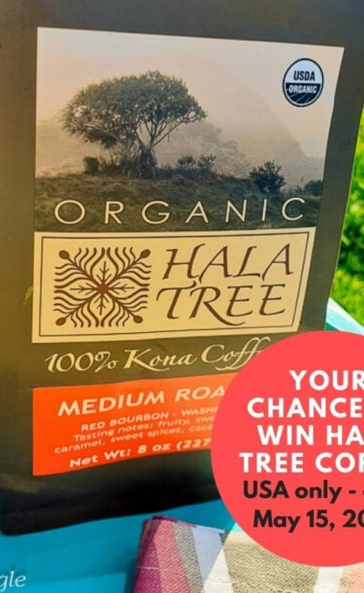 Lucky You – Your Chance to Win Hala Tree Coffee *USA only*
