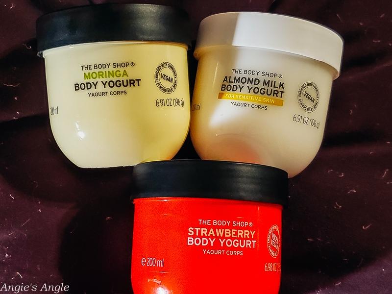 2020 Catch the Moment 366 Week 19 - Day 131 - Body Shop Yogurt