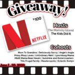 June Netflix Giveaway
