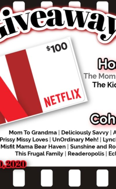 Time for a June Netflix Giveaway